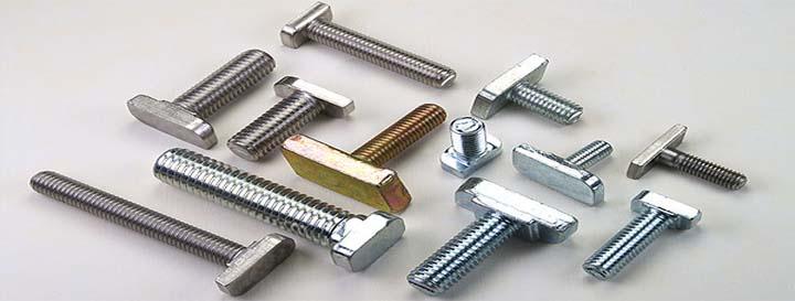 T Bolts, T Screws, fastener, bolt