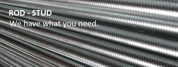rod, stud, threaded rods